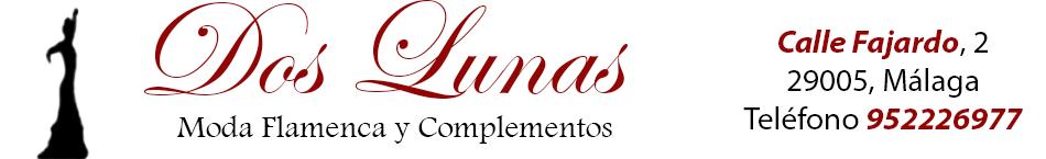 Dos lunas |  Moda Flamenca y Complementos